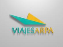 Logotipo Viajes Arpa