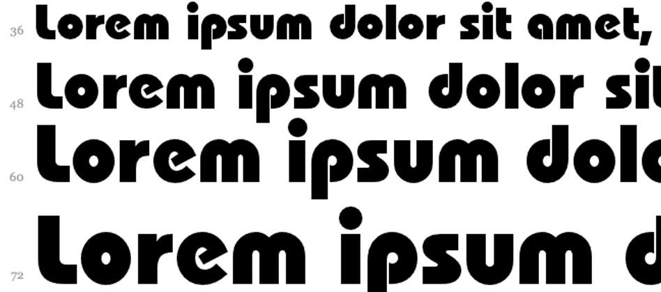 Averigue la tipografía utilizada